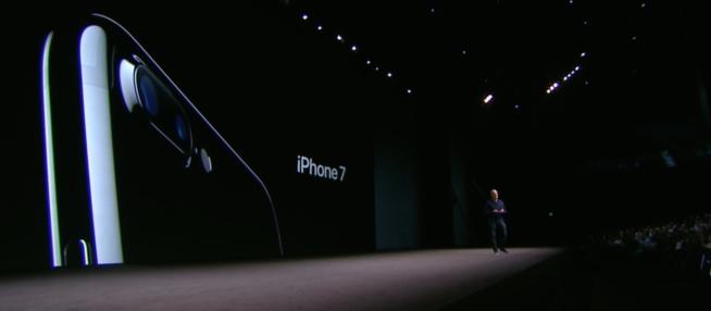 Apple lève enfin le voile sur l'iPhone 7