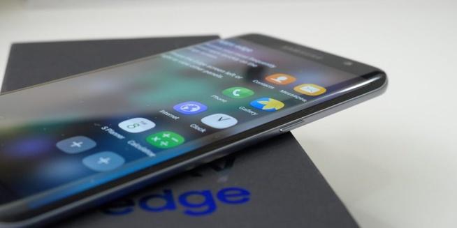 Samsung préparerait deux Galaxy S8 avec écrans incurvés pour 2017