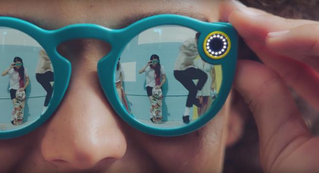 Spectacles : SnapChat va lancer ses propres lunettes connectées