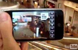 Réalité augmentée sur iPhone