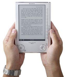 Sony dévoile son nouveau 'Reader' de livres électroniques