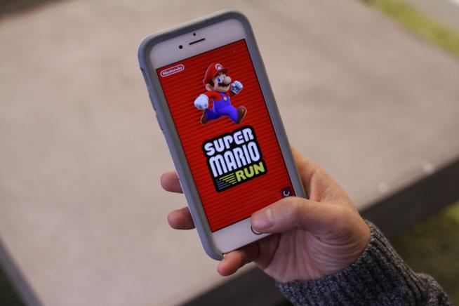 Super Mario Run – Record de 5 millions de téléchargements le premier jour !
