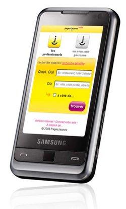 Les PagesJaunes disponibles pour tous les smartphones