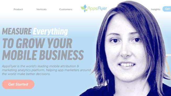 """Sarah Rolland : """"AppsFlyer est en mesure de révolutionner le CRM"""""""