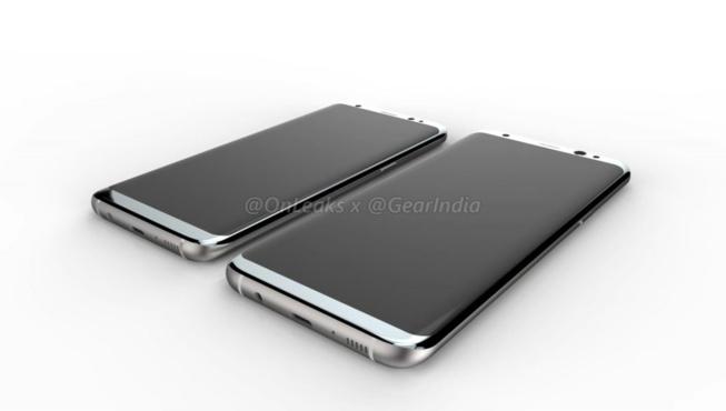 Cette vidéo de rendu 3D nous donne un joli aperçu du Samsung Galaxy S8