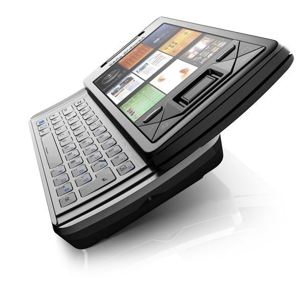 Sony Ericsson lance son X1