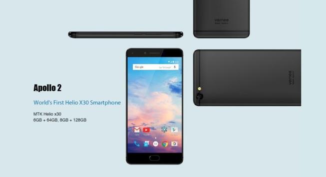 Le premier téléphone avec processeur MediaTek Helio X30 10-core sera présenté au MWC 2017