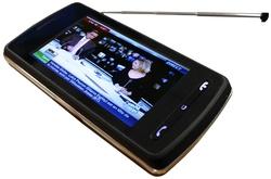 TNT gratuite sur le nouveau LG KB770