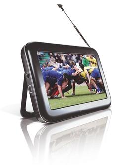 Journe M400 : Toshiba lance sa télévision de poche
