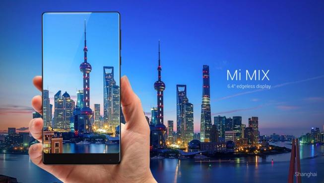 Xiaomi confirme la commercialisation du Mi MIX en dehors de la Chine