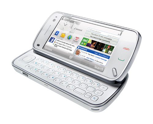 Avec le N97, Nokia ressuscite le Communicator
