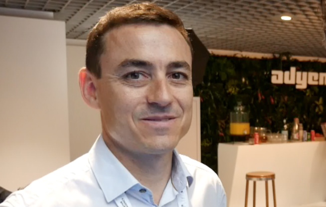 """Philippe de Passorio : """"1 acheteur français sur 3 est passé sur la plate-forme Adyen"""""""
