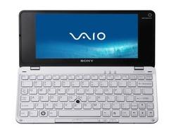 Avec le Vaio P, Sony défie Asus et son EeePC