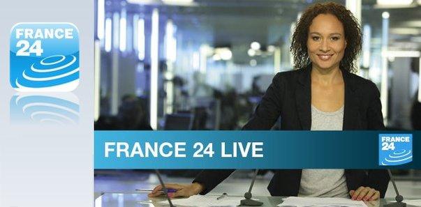 Succès de l'application TV France24 sur les iPhones