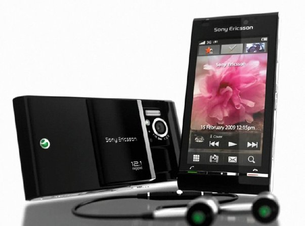 Idou : l'iPhone Killer selon Sony Ericsson