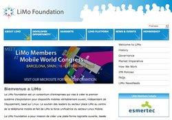 Linux Mobile reçoit le soutien des grands opérateurs