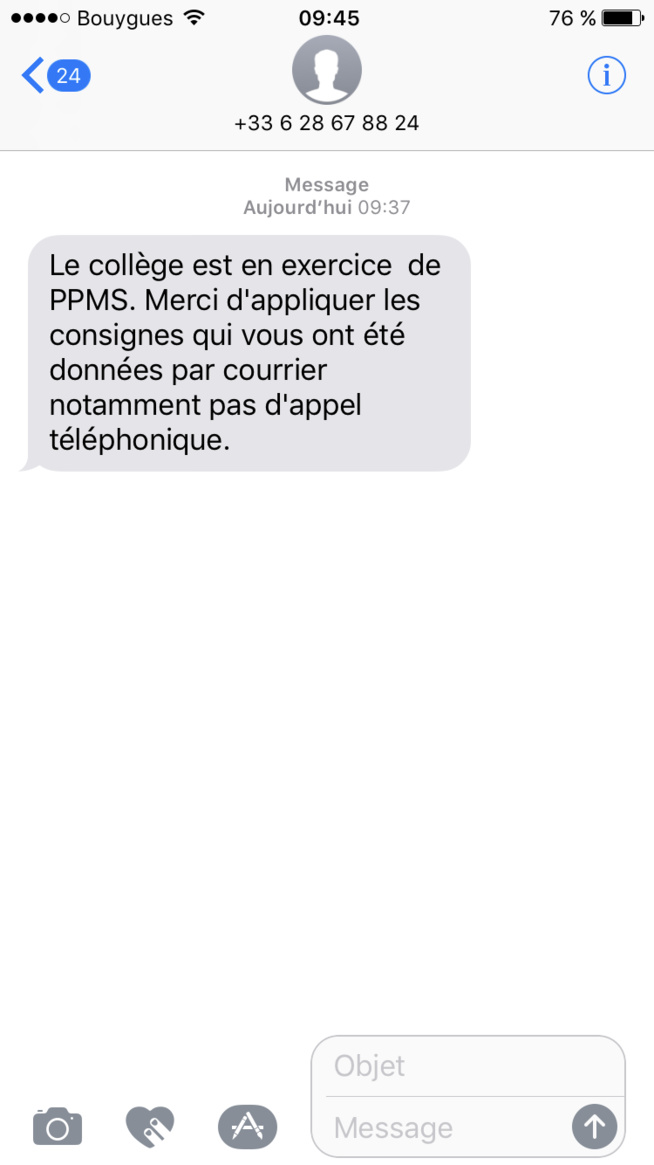 Route grise SMS : le Ministère de l'Education nationale pris en flagrant délit