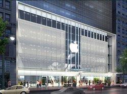 Chute des ventes de l'iPhone dans les Apple Store