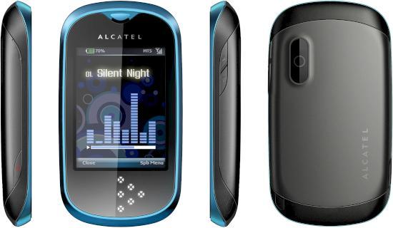 Un mobile à clavier (OT-800) et un tactile (OT-708) en préparation chez Alcatel