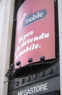 Virgin Mobile discute avec Numéricâble au sujet de la 4e licence 3G