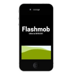 📲 Flahsmob, édition du 08/06/2017