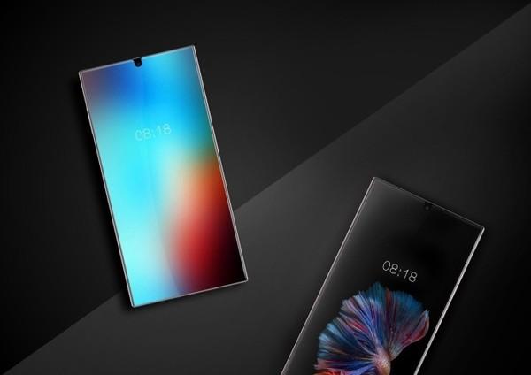 Sharp va lancer deux téléphones totalement sans bordure à la mi-juillet