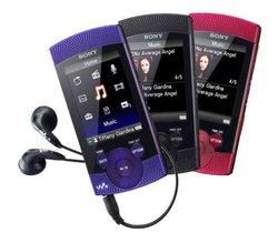 Série S540 : Un nouveau Walkman chez Sony