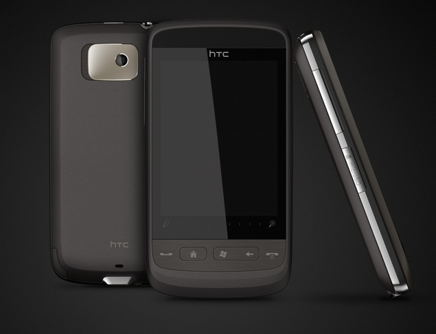 HTC dévoile officiellement le Touch2 sous Windows mobile 6.5