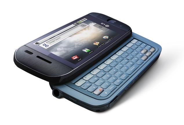 GW620 : LG dévoile son premier Google Phone