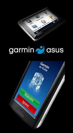 Le Smartphone Garmin Asus bientôt en France