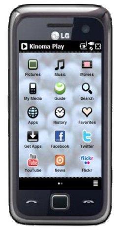 LG dévoile son Windows Phone : le LG GM750