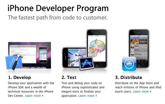 Apple bouleverse les règles de son App Store