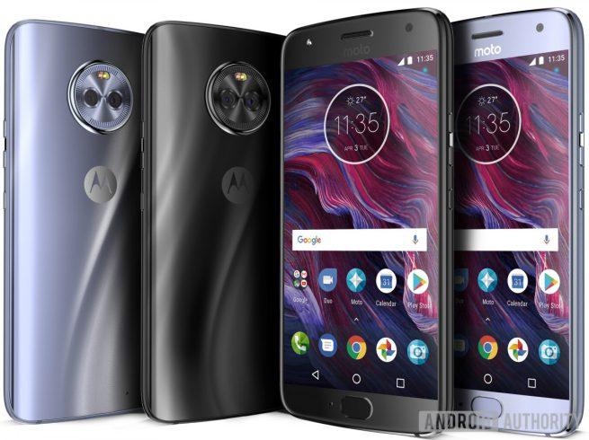 Motorola Moto X4: design en verre spécial, double caméras, Snapdragon 630