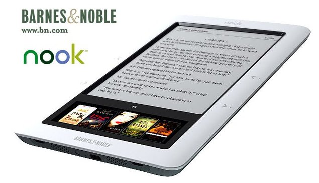 Nook : Barnes & Nobles dévoile son Kindle killer