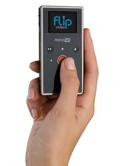 Cisco Flip : le iPod de la video ?