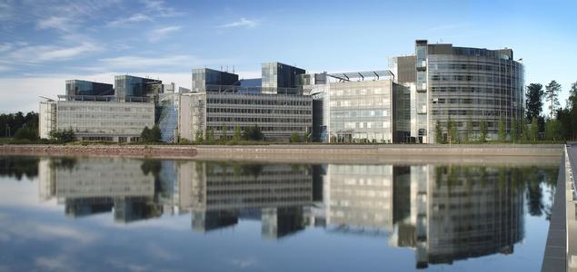 Nokia House à Espoo en Finlande