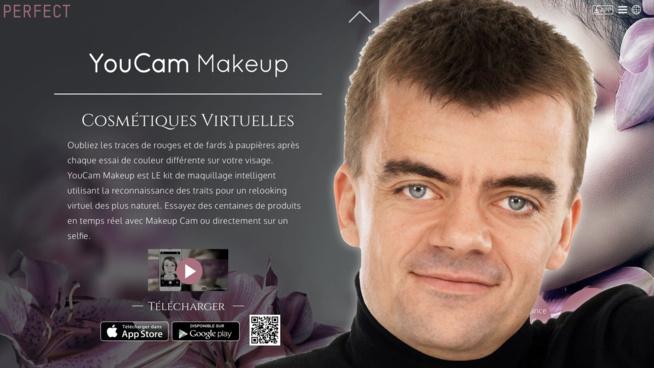 Sylvain Delteil, Directeur du Business Development de Perfect Corp