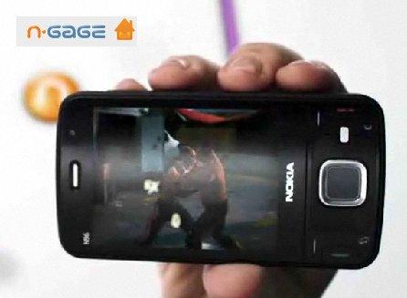 Jeux : Nokia N-Gage sera intégré à l'OVI Store