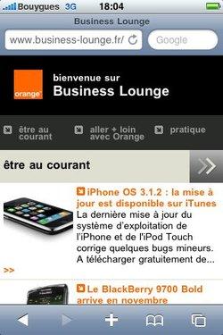 orange lance son business lounge. Black Bedroom Furniture Sets. Home Design Ideas