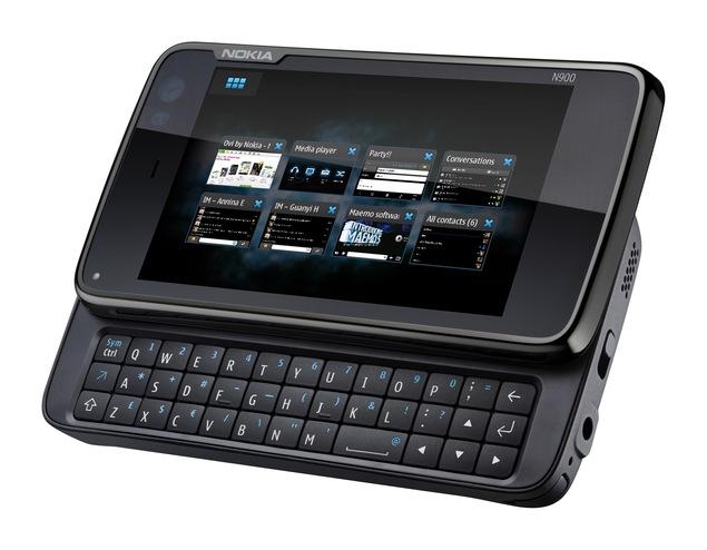 Le Nokia N900 en décembre en exclu chez PhoneHouse