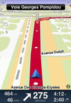 Navigation GPS : Une dose de gratuité pour l'application TomTom