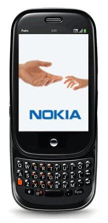 Nouvelles rumeurs de rachat de Palm par Nokia