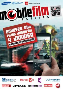 Le Mobile Film Festival attend les contributions