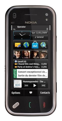 Metro France lance son application Nokia OVI