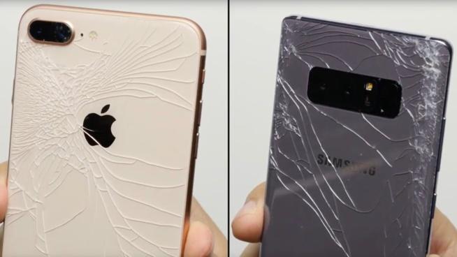 coque iphone 8 vs