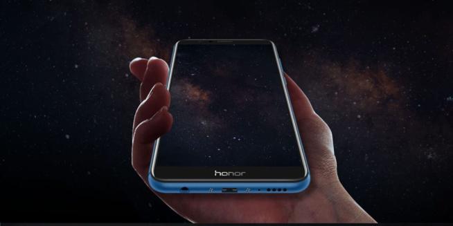 Le Honor 7X est officiel avec un design presque sans bordure, écran 18: 9, microUSB…