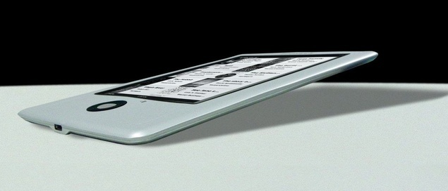 Bookeen passe au tactile avec le Cybook Orizon