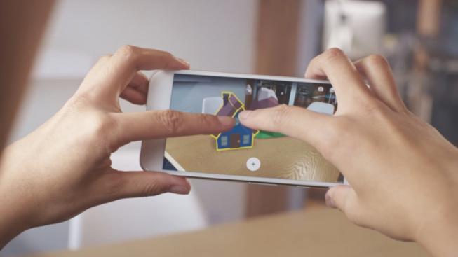 """Google prévoit des applications AR pour """"des centaines de millions"""" d'appareils Android en 2018"""