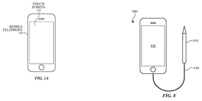 Apple : Un nouveau brevet pour l'utilisation de l'Apple Pencil sur l'iPhone