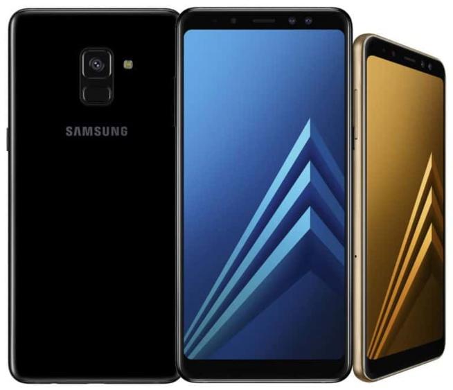 Le très polyvalent Samsung Galaxy A8 arrive en France
